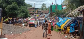 कोरोना योद्धाओं पर हमला – राजापुर में जिहादी भीड़ ने पुलिस व स्वास्थ्य कर्मियों पर पथराव किया